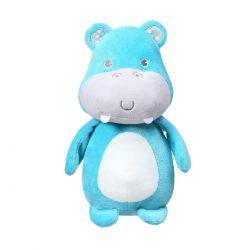 Babyono Przytulanka dla niemowląt Hippo Marcel Forest Crew