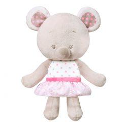 Babyono Przytulanka dla niemowląt Bear Suzie