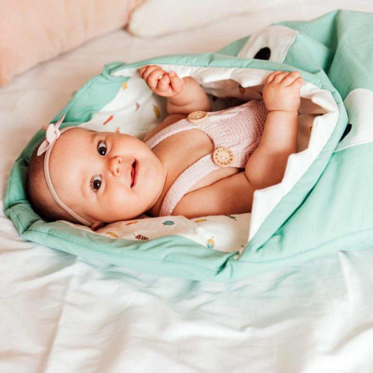 W trosce o wrażliwą skórę dziecka. Dlaczego bawełna organiczna oraz muślin są ważne dla Twojego Maluszka?