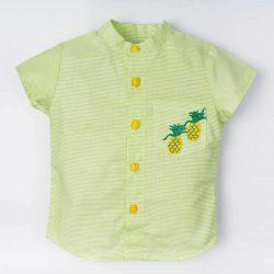 By Royal Baby Koszula bawełniana chłopięca  Ananas