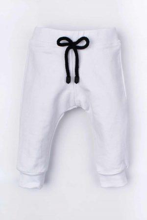 By Royal Baby Bawełniane spodnie niemowlęce 0-3 m