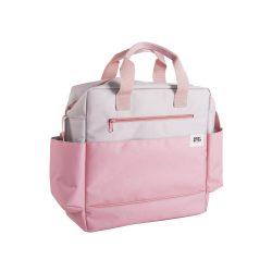 Baby Bites Torba do Wózka Stroller Bag Shark Stone/Pink Wyprawka