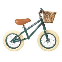 Banwood FIRST GO! rowerek biegowy dla dziecka Green