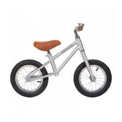 Banwood FIRST GO! Rowerek biegowy dla dziecka CHROME