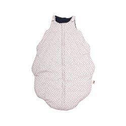 Baby Bites Śpiworek dla niemowląt Seashell Beige (1-6 miesięcy)