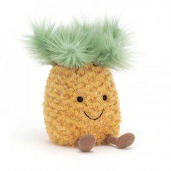 JellyCat amuse ananas maskotka dla niemowląt 16 cm