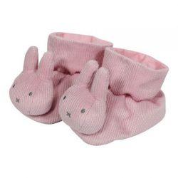 Buciki niemowlęce Tiamo Miffy BabyRib Różowe