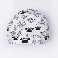 Bawełniana czapeczka dla niemowląt