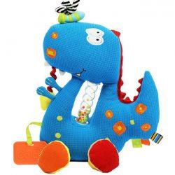 Dolce Zabawka sensoryczna dla niemowląt Dinozaur