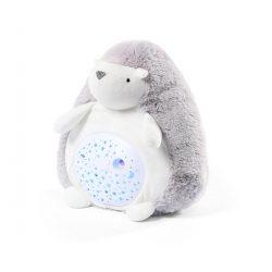 Babyono Przytulanka dla niemowląt – projektor Hedgehog Hugo