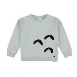Trixie Baby Mountains Bluza dla dziecka Certyfikat GOTS