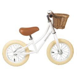 Banwood FIRST GO! Rowerek biegowy dla dziecka White