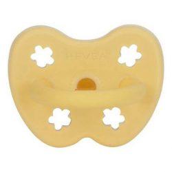 Hevea Anatomiczny smoczek kauczukowy dla niemowląt 3-36 msc Banana