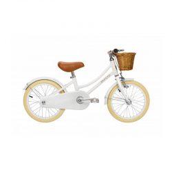 Banwood Classic rowerek dla dziewczynki WHITE