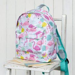 Rex London Plecak Przedszkolaka Mini Flamingo Bay