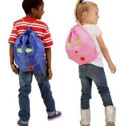 Potette Plus Worek-Plecak Przedszkolaka Różowy