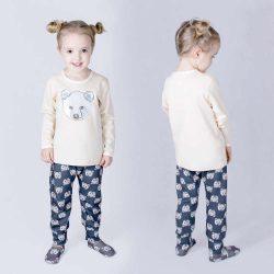 Olly & Arya bluzeczka dziecięca miś