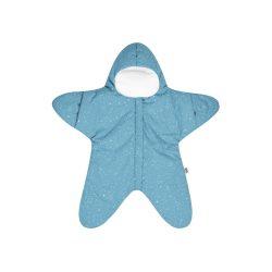 Baby Bites Kombinezon dla niemowląt Light Star Turquoise 3-6m