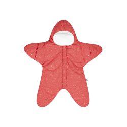 Baby Bites Kombinezon dla niemowląt Light Star Coral 3-6m