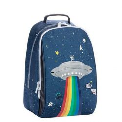 Jeune Premier Plecak dla dziecka do przedszkola szkoły James Statek kosmiczny