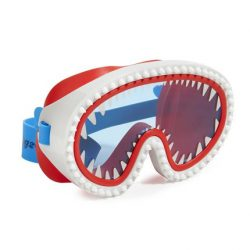 Bling2O Maska do pływania Rekin błękitne szkło