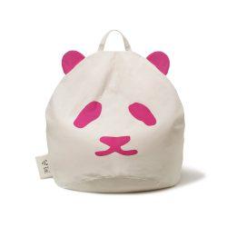 Bini Original Pink  Pufa dla dziecka