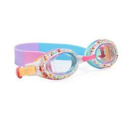 Bling2O Okulary do pływania Bąbelki