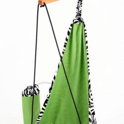 Amazonas Hang Mini Huśtawka dla dzieci Huśtawka Zebra