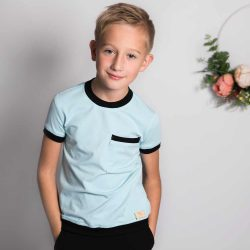 Blue sportowy dres dla chłopca