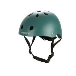 Banwood dziecięcy kask rowerowy green
