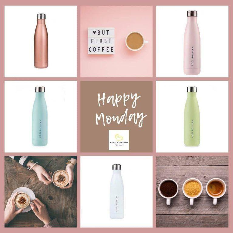 Butelka termiczna Coolbottles i każdy powód jest dobry by umilić sobie dzień. A Ty jaką sprawisz sobie dzisiaj przyjemność?