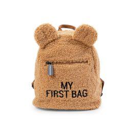 Childhome Plecak dziecięcy do przedszkola My First Bag Teddy Bear