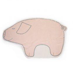 Childhome Mata do zabawy dla dziecka świnka Pig