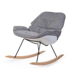 Childhome Fotel bujany bujak  Lounge White/Grey