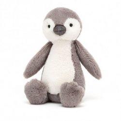 JellyCat Bashful pingwin z błyszczącym dzióbkiem 24cm