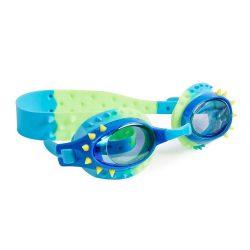 Bling2O Okularki do pływania Lockness Blue yellow Żółte kolce,